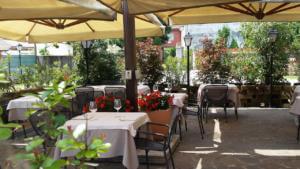 Il Locale Pizzeria a Villaverla area esterna