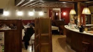 Il Locale Pizzeria a Villaverla area interna piano terra