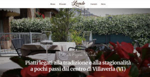 Il Locale a Villaverla Vicenza Pizzeria Ristorante